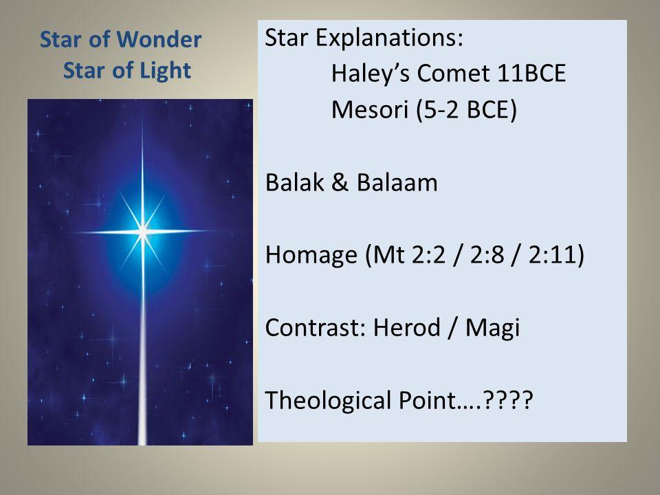 LK 2: 8-20 Shepherds & Angels Shepherds Despised by orthodox.