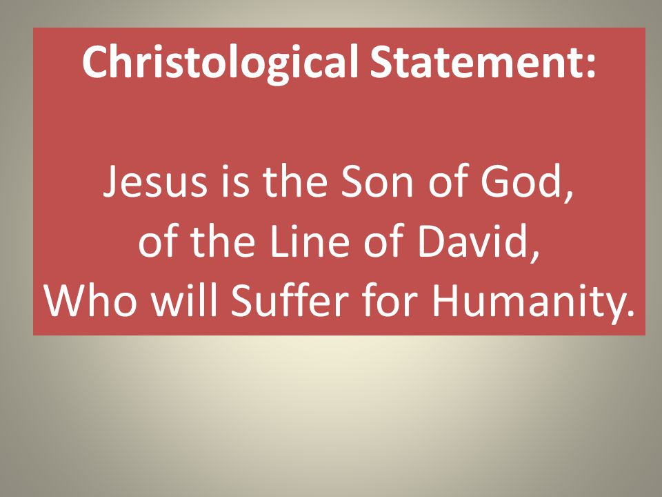 The Cross The Cross: Mark 15:16-28) Simon of Cyrene Final Scene: Characters (15:29-41) Joseph of Arimathaea