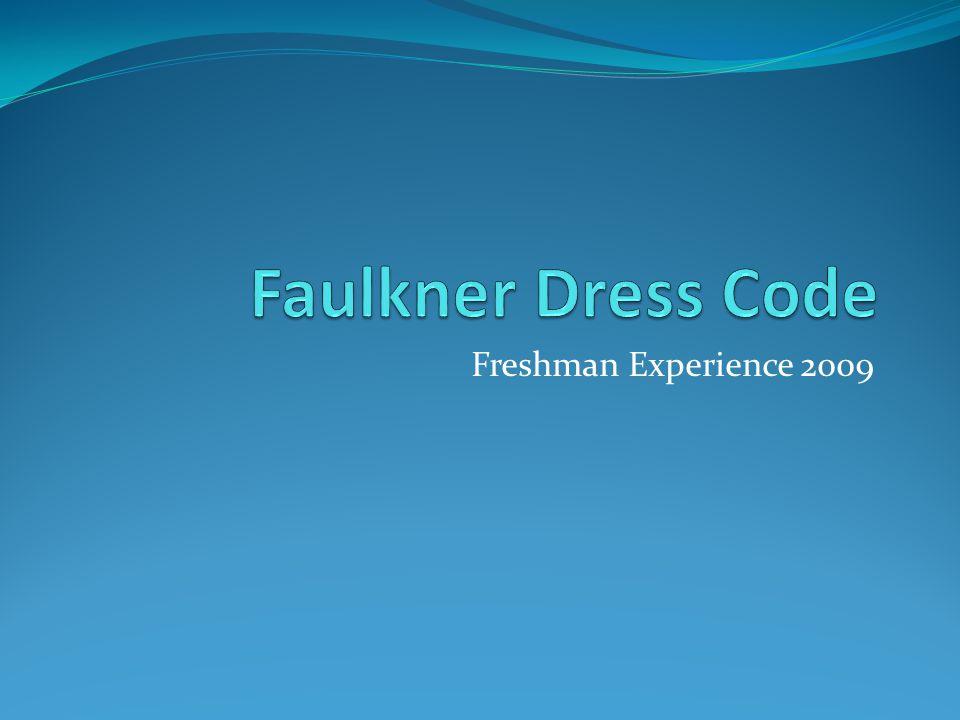 Freshman Experience 2009
