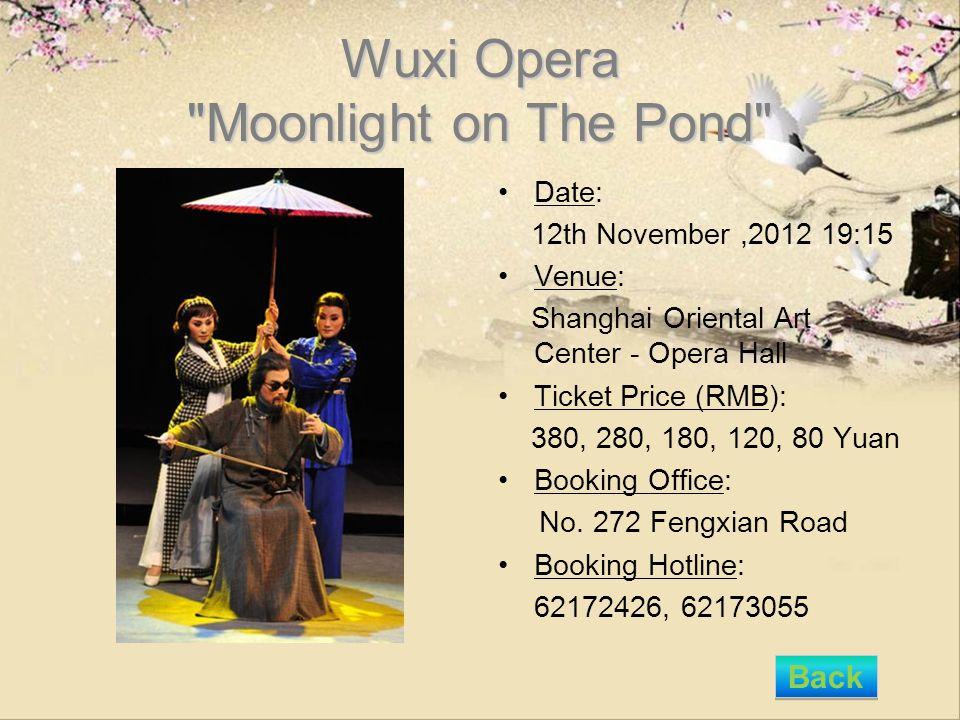 Wuxi Opera