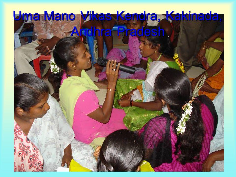 Uma Mano Vikas Kendra, Kakinada, Andhra Pradesh