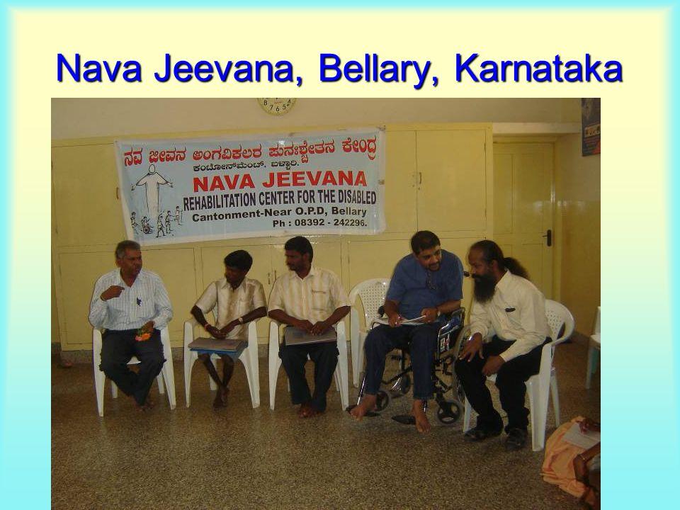 Nava Jeevana, Bellary, Karnataka