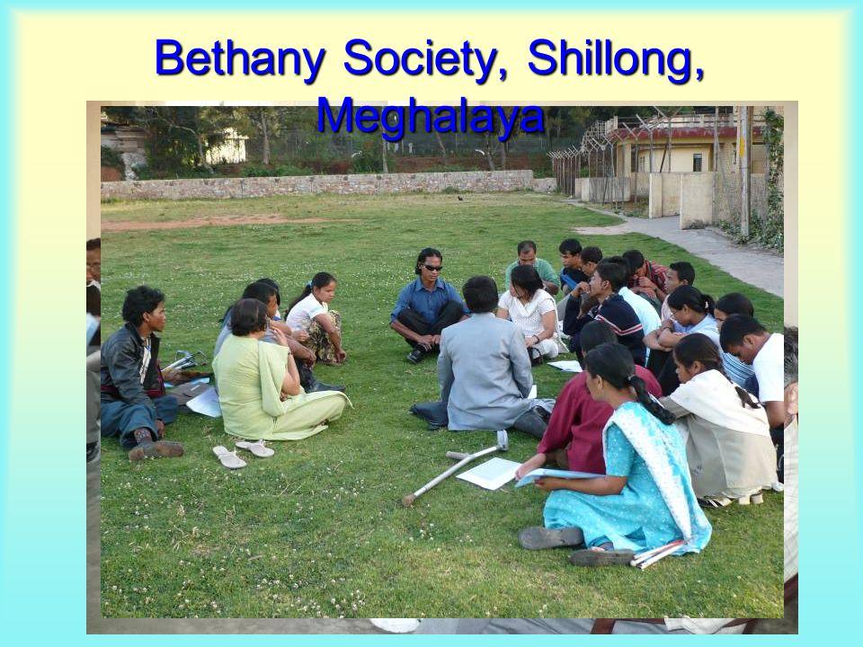 Bethany Society, Shillong, Meghalaya