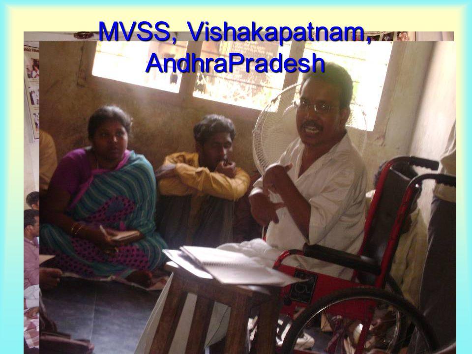 MVSS, Vishakapatnam, AndhraPradesh