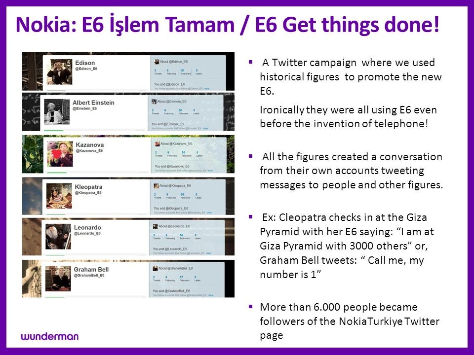 Nokia: E6 İşlem Tamam / E6 Get things done.