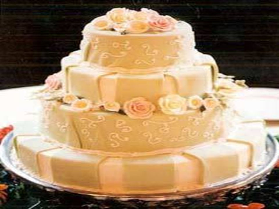 Originally the bride would cut the cake herself for all the wedding guests, however as wedding cakes became larger and more multi-tiered, it did take the combined efforts of both the bride and groom to cut and serve!