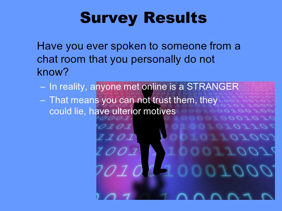 Discussion oWho are most likely to be the most expert users of Cyberspace, children or adults.