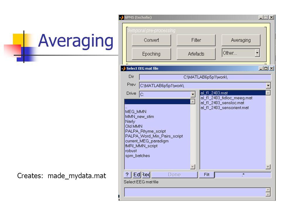 Averaging Creates: made_mydata.mat