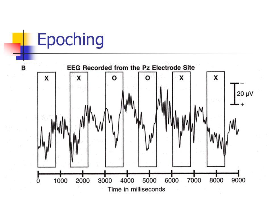 Epoching