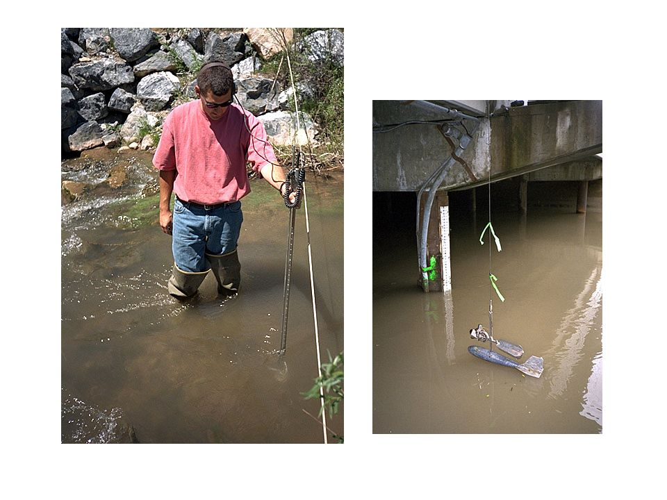 Some gages are designed to measure just high flows