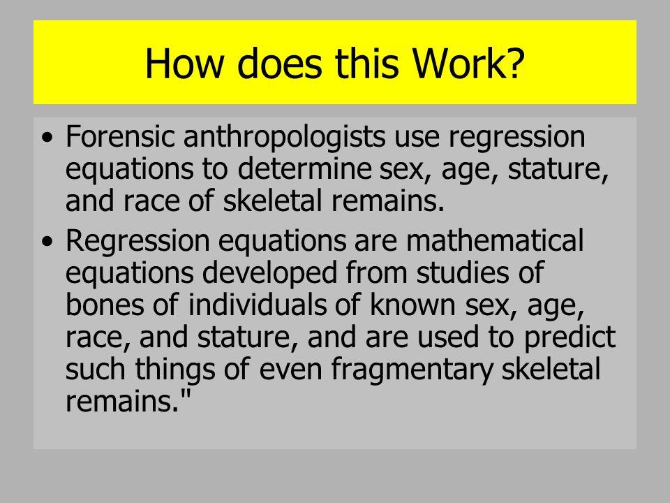 Epiphyseal Fusion The pattern of fusion of bone ends (epiphysis) to bone shaft (metaphysis) in each bone indicates age.
