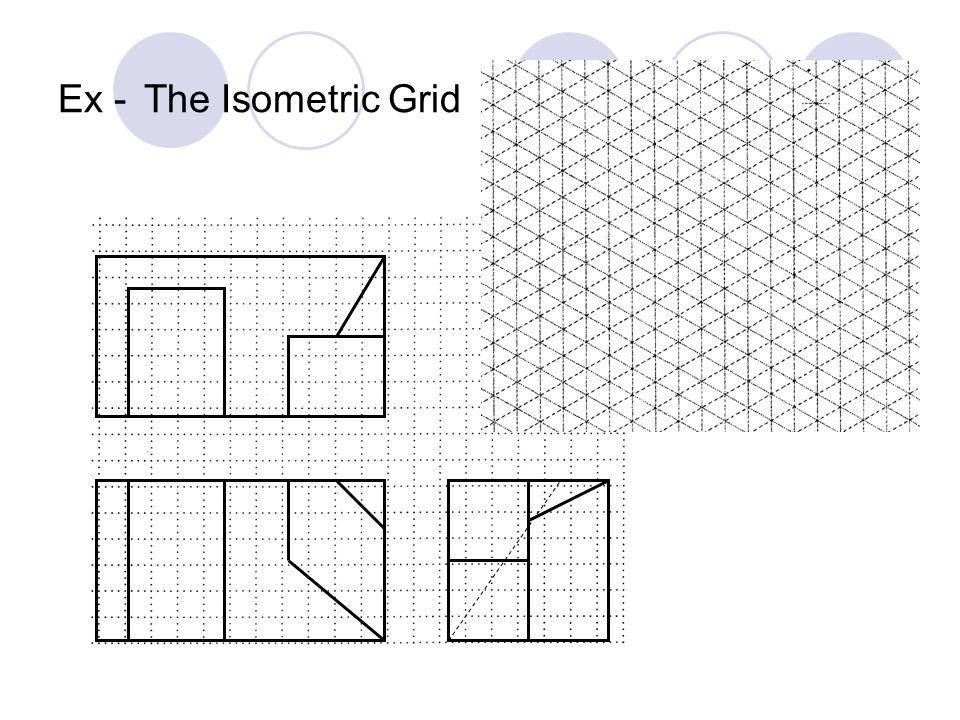 Ex - The Isometric Grid