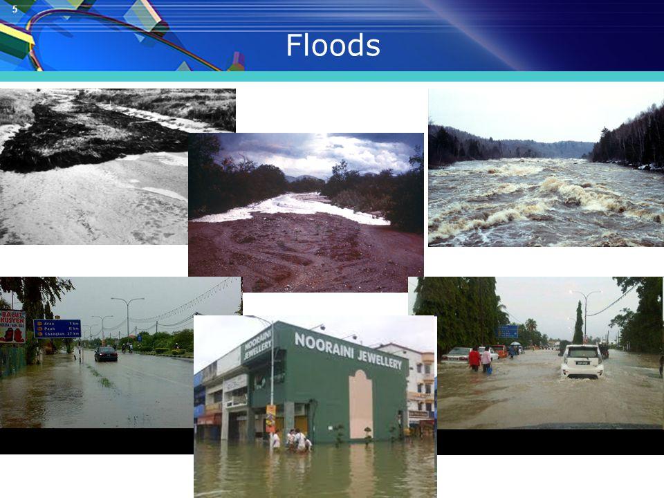 5 Floods