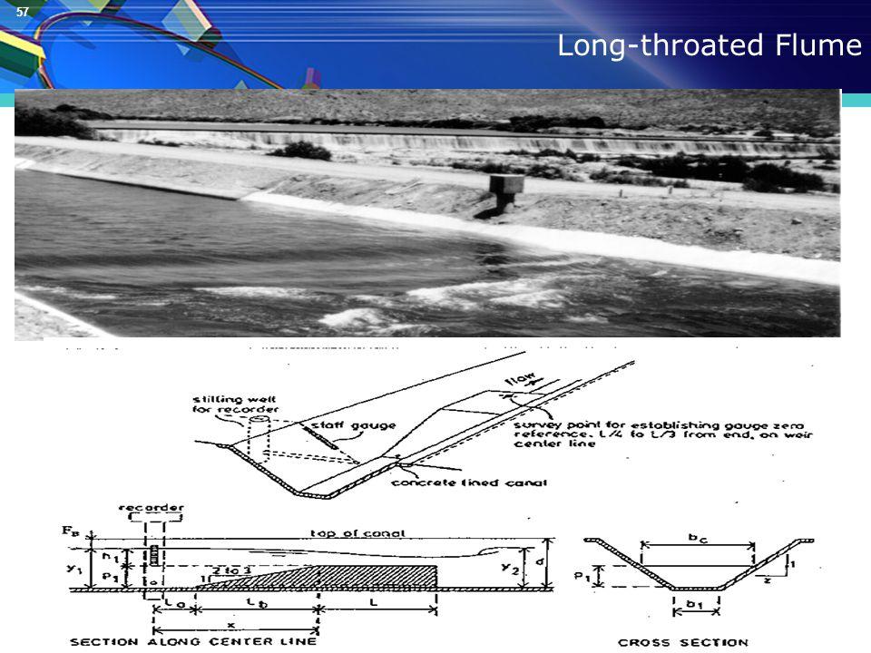 57 Long-throated Flume
