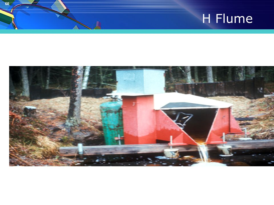 60 H Flume