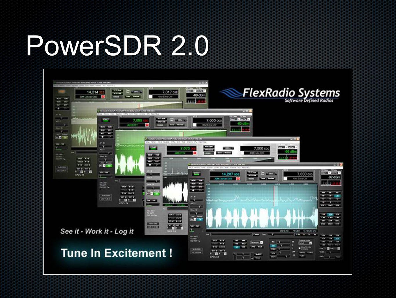 PowerSDR 2.0