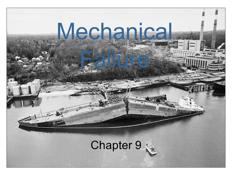 2 Overview Failure Modes –Fracture, Fatigue, Creep Fracture Modes –Ductile, Brittle, Intergranular, Transgranular Fracture Toughness Stress Concentrators (Flaws) Crack Propagation