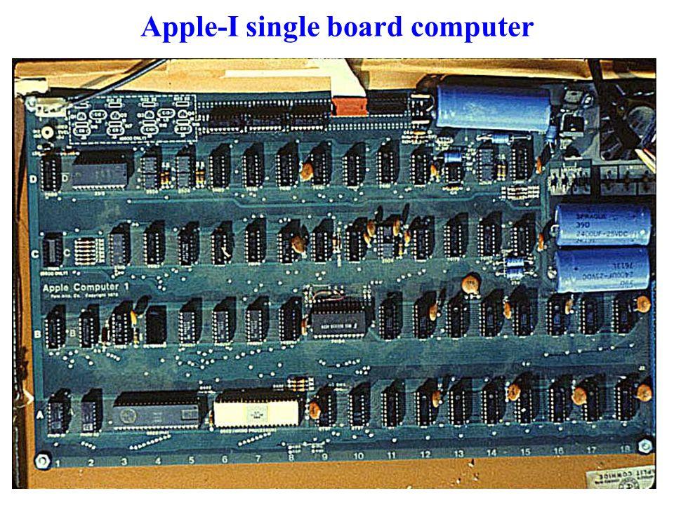 Apple-I single board computer