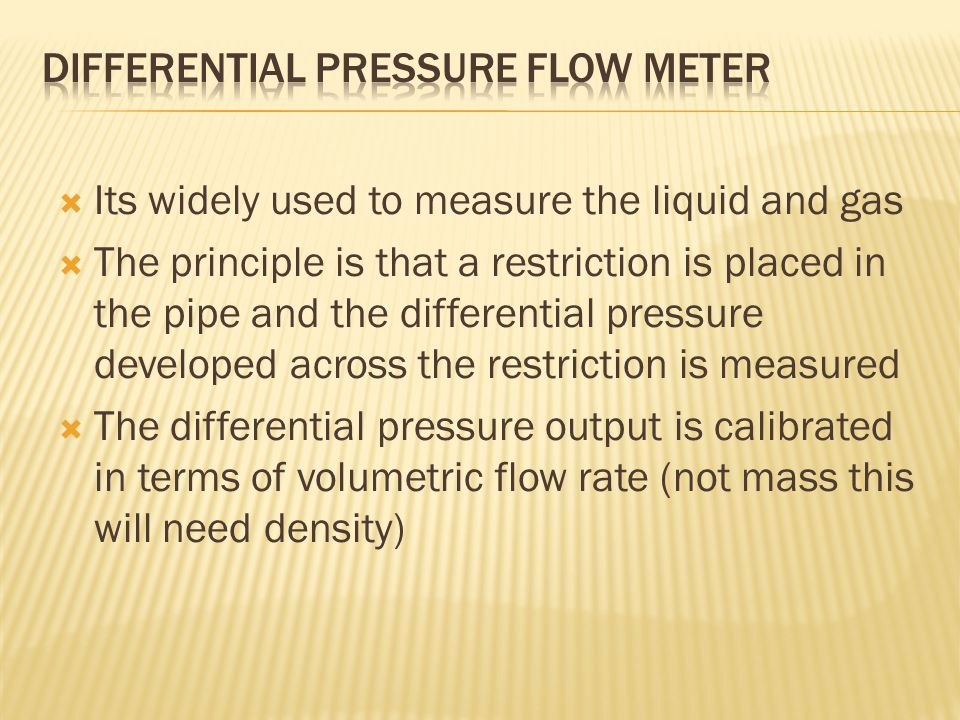 Ultrasonic flowmeters. Two examples are shown.
