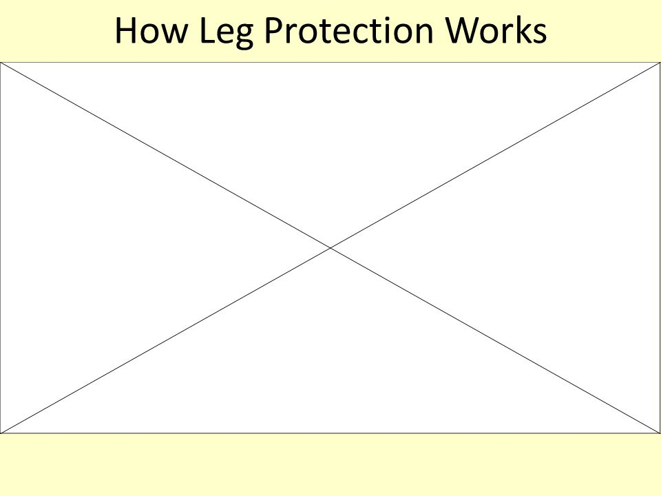 How Leg Protection Works