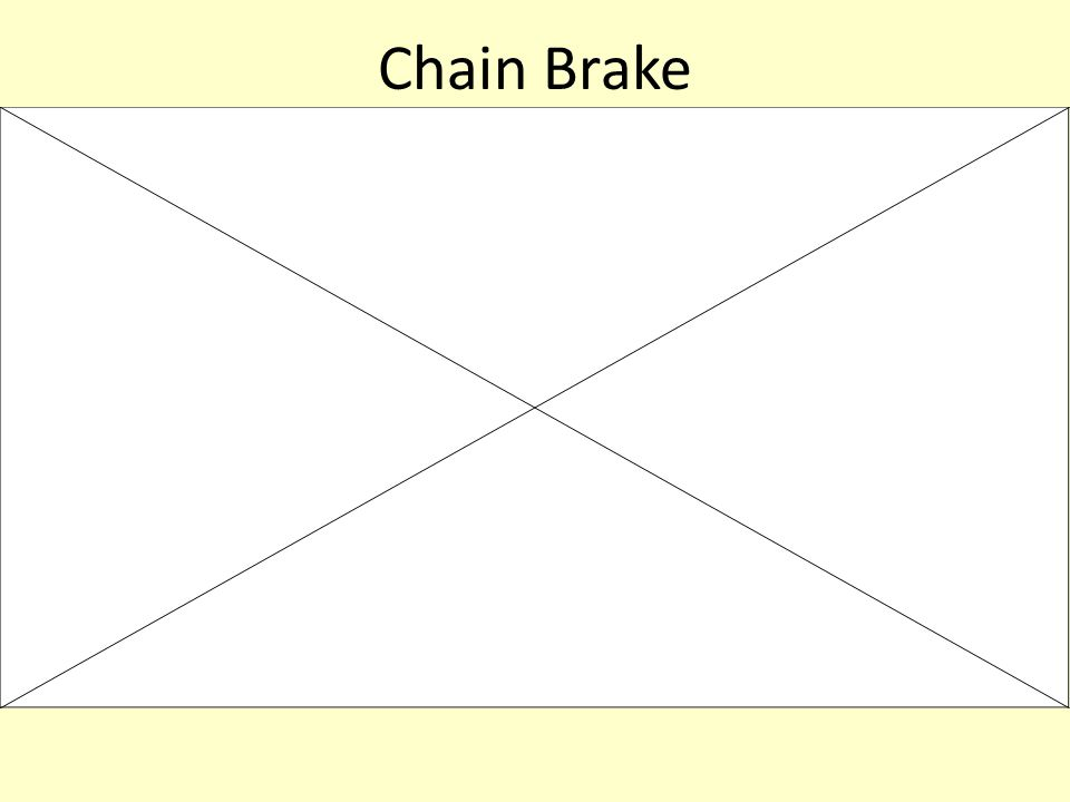Chain Brake