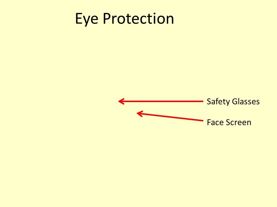 Eye Protection Face Screen Safety Glasses