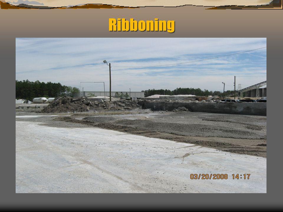 Ribboning