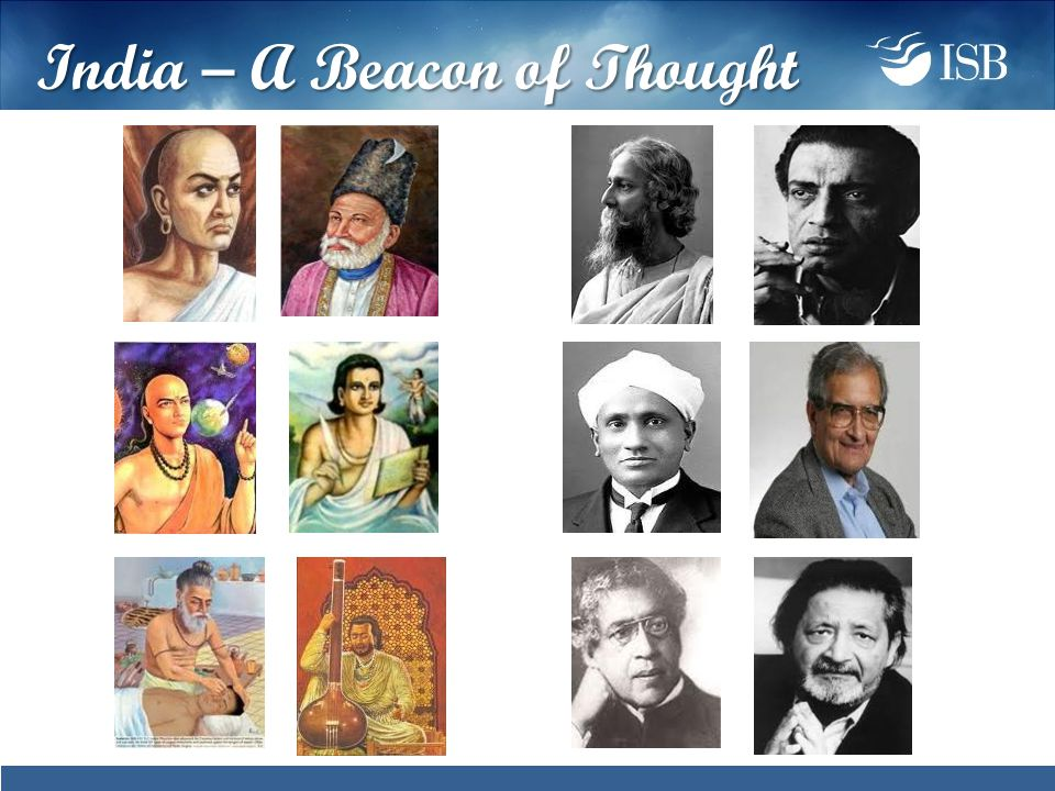 India – A Beacon of Thought