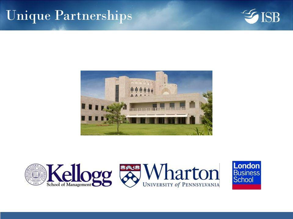 Unique Partnerships