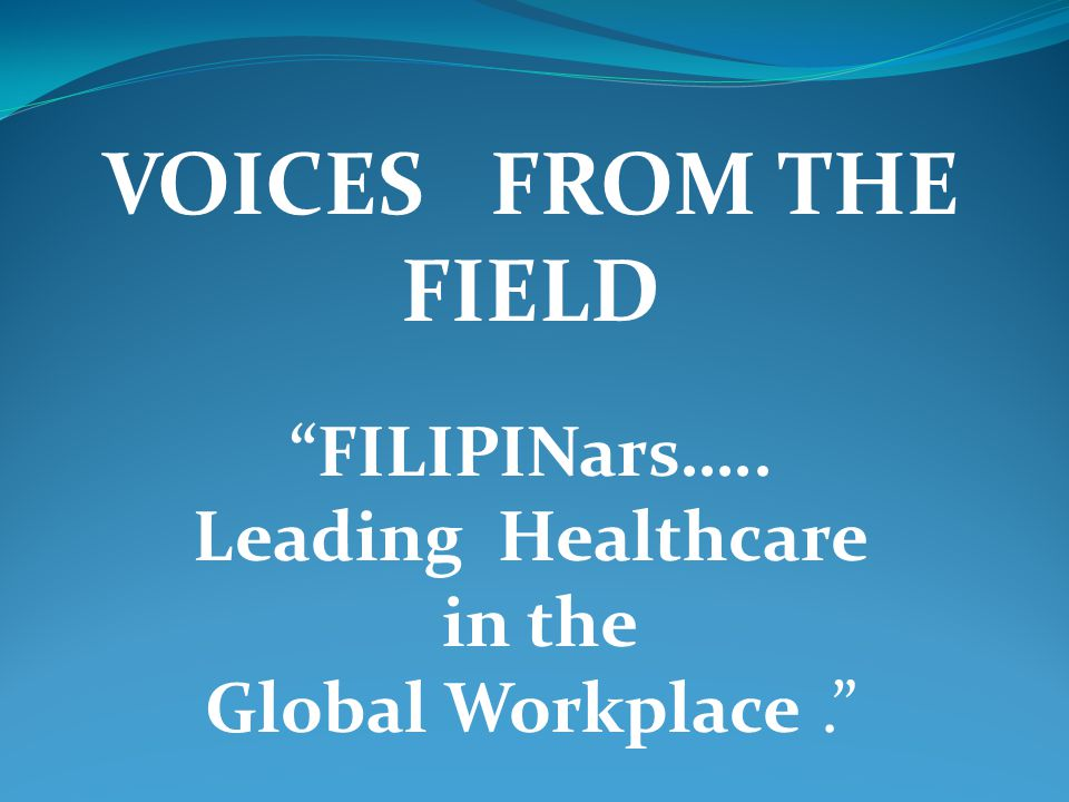 2012 FIRST NURSING SUMMIT and ANNUAL CONVENTION