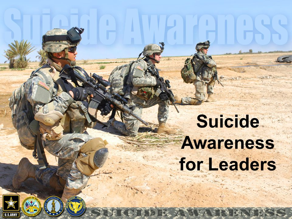 2 Suicide Prevention: Leadership in Action 2