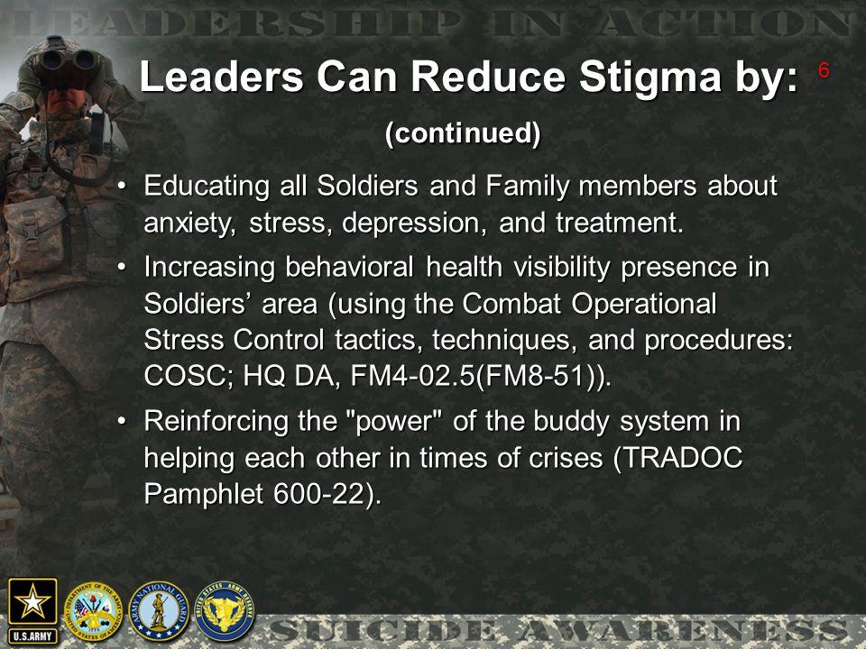 7 Stigma and Career