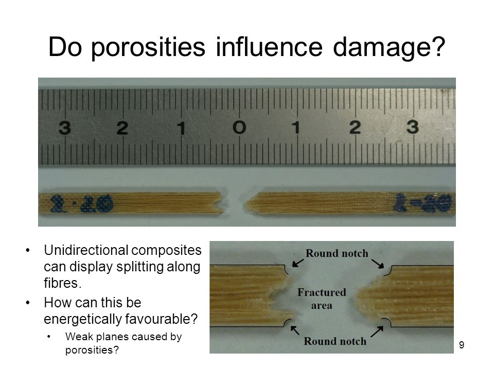 10 Damage characterisation Traditional Methods: I.Microscopy post-failure inspection II.Acoustic emission III.Ultrasound scanning IV.Serial sectioning Limitations: I.Limited to surface, destructive II.No information on type of damage III.Limited resolution, crack direction sensitive IV.Polishing artifacts, destructive With these methods it is not possible to characterise damage completely → Tomography