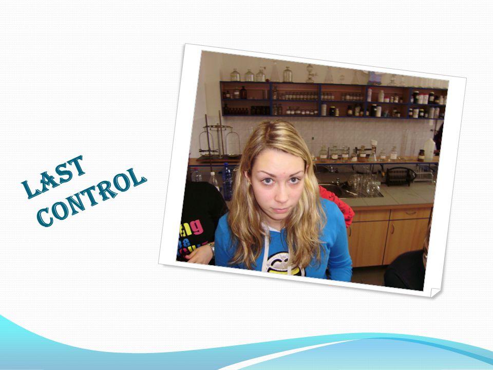 LAST CONTROL
