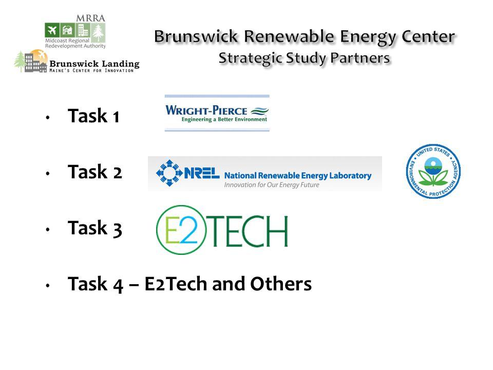 Task 1 Task 2 Task 3 Task 4 – E2Tech and Others