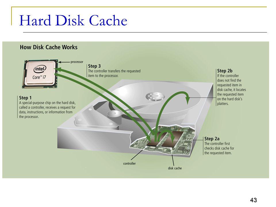 43 Hard Disk Cache