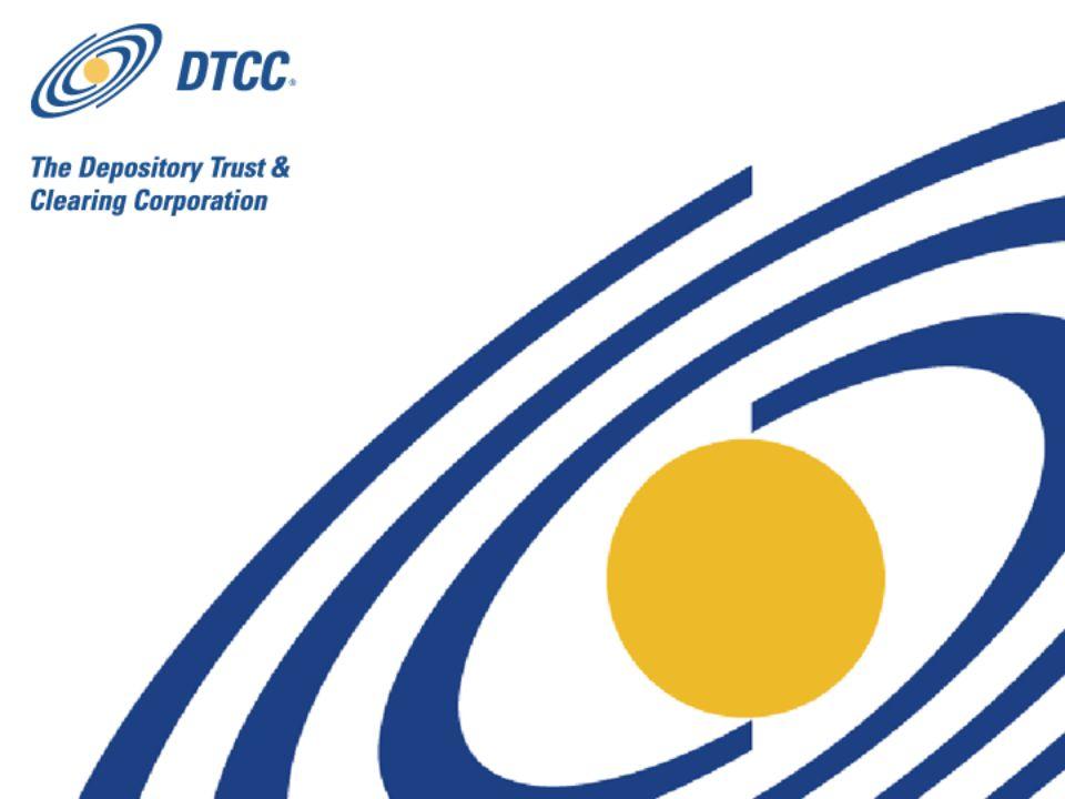 Assessment of DTCC Customer Satisfaction Prepared for: BDUG October 24, 2005