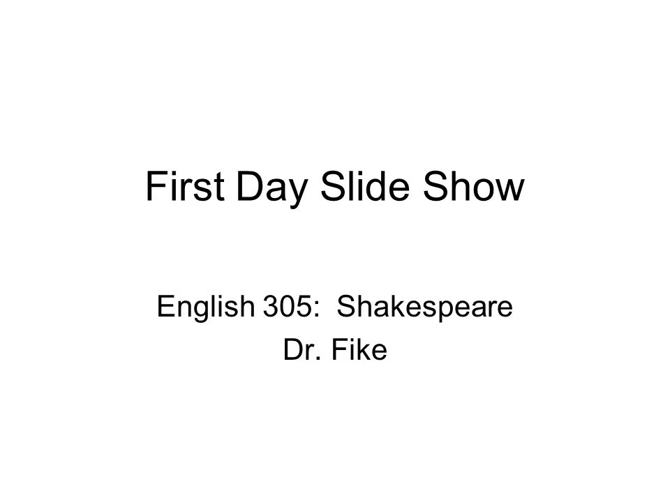 Video The Elizabethan Age, DA 355.E45 1990 OR Shakespeare in London: The Life & Times of the Real William Shakespeare, PR 2918.S5 1999 END