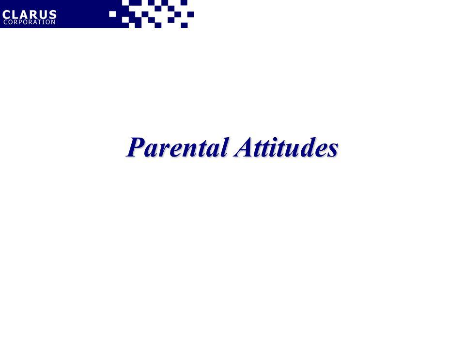 Parental Attitudes