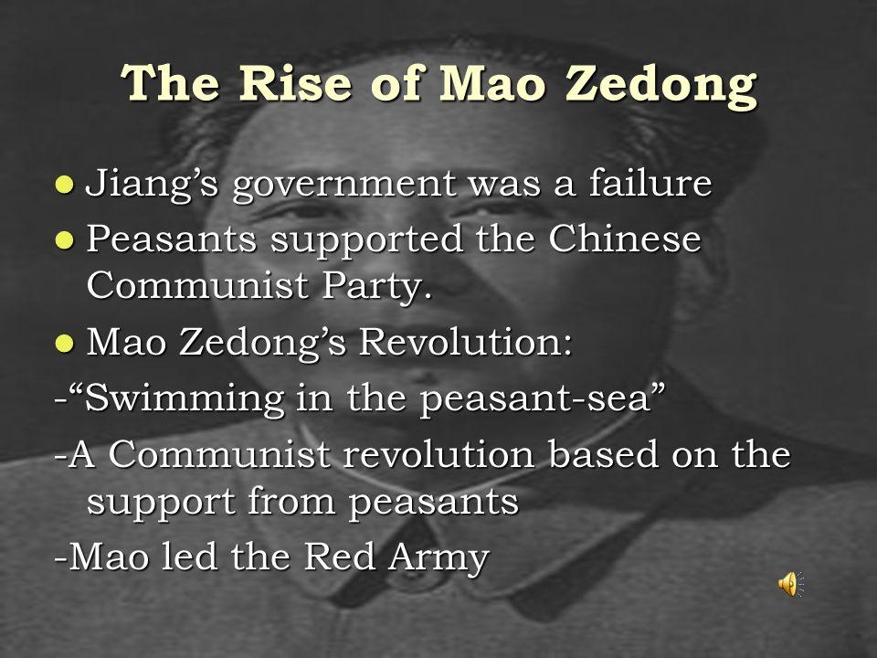 Jiang Jieshi Jiang Jieshi (a.k.a. Chiang Kai-shek) took over the Kuomintang.