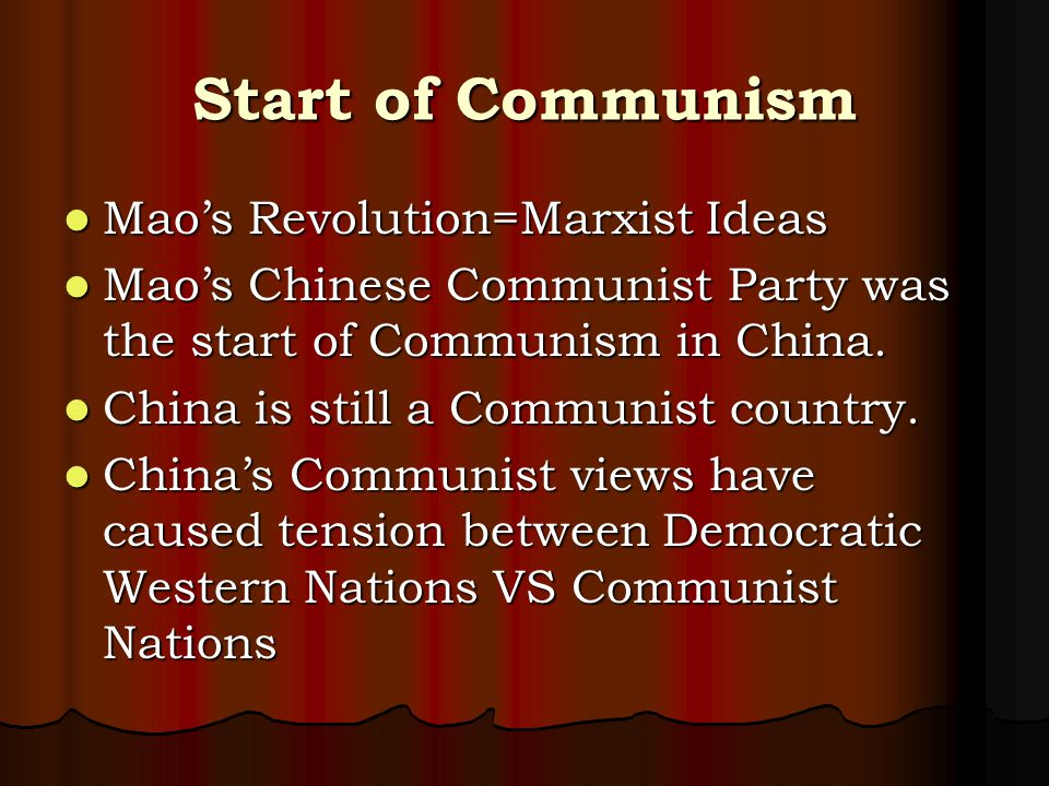 "Mao Zedong ""The force of peasantry is like that of the raging winds and driving rain. It is rapidly increasing in violence. No force can stand in its"