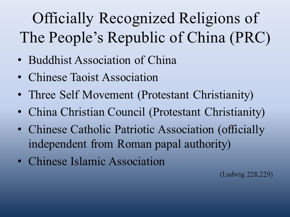 Religion in China Religion in China covers a wide range of beliefs and practices including Confucianism, Taoism, Buddhism, Christianity, Islam, and the multiple, traditional religious practices of many Chinese.