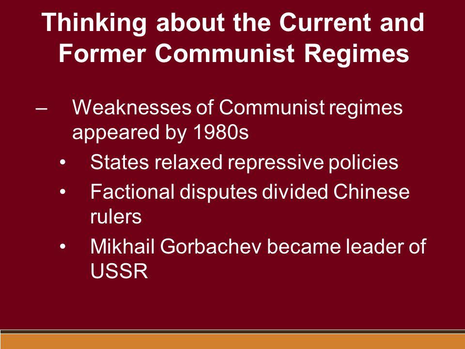 Socialism, Marxism, Leninism Marxism-Leninism – democratic centralism Stalinism - totalitarianism Expansion –Third International (Comintern) –Eastern Europe –Asia