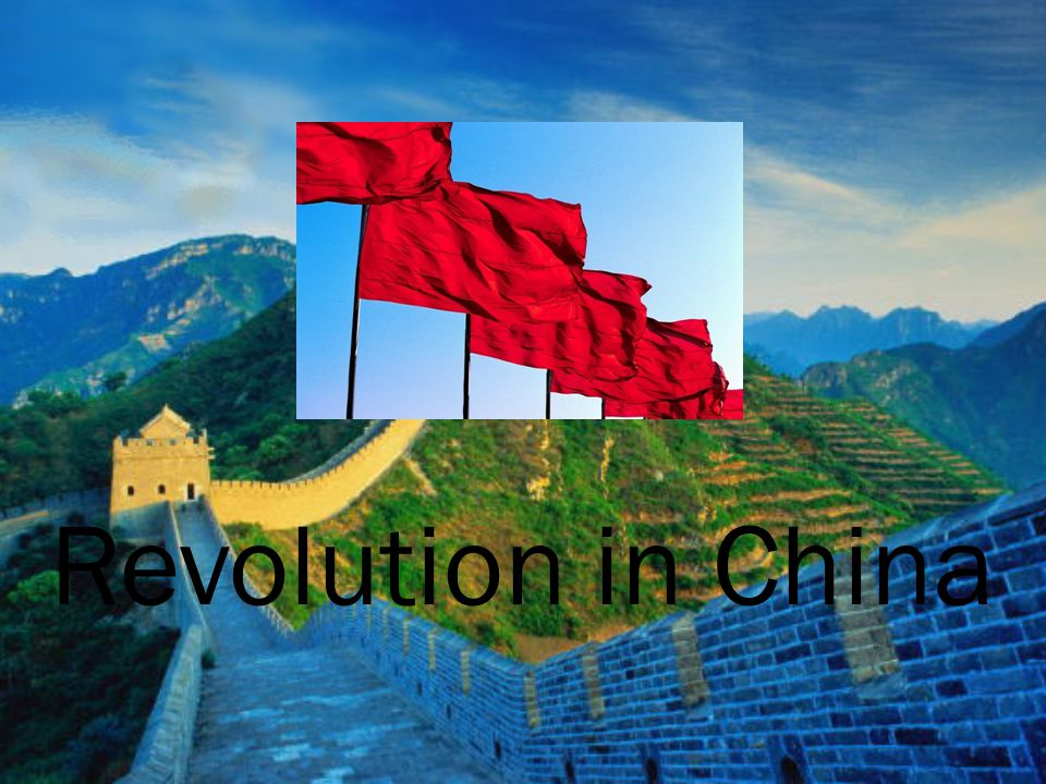 Mao's Little Red Book The Chinese Communist Party is the core of the Chinese revolution, and its principles are based on Marxism-Leninism.