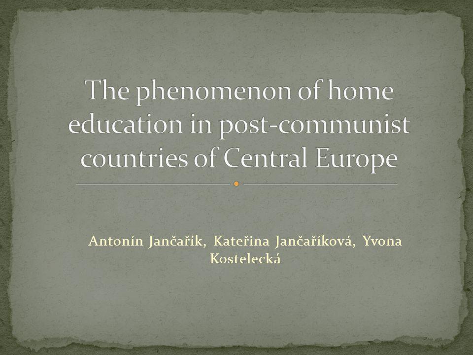 Antonín Jančařík, Kateřina Jančaříková, Yvona Kostelecká