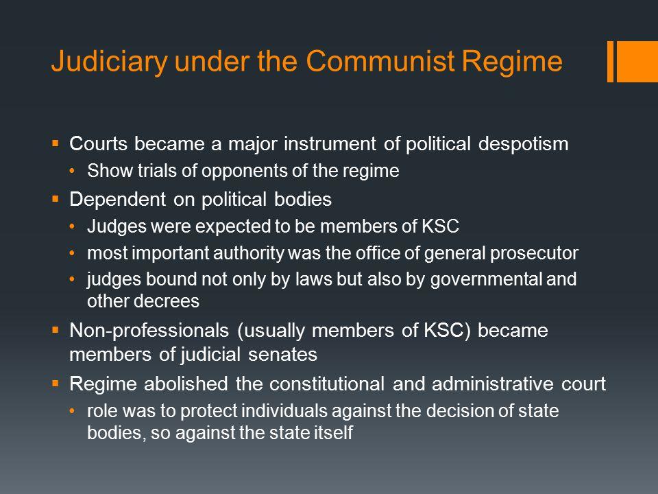 Amendments to Communist Constitution (1989–1992) I a)Const.
