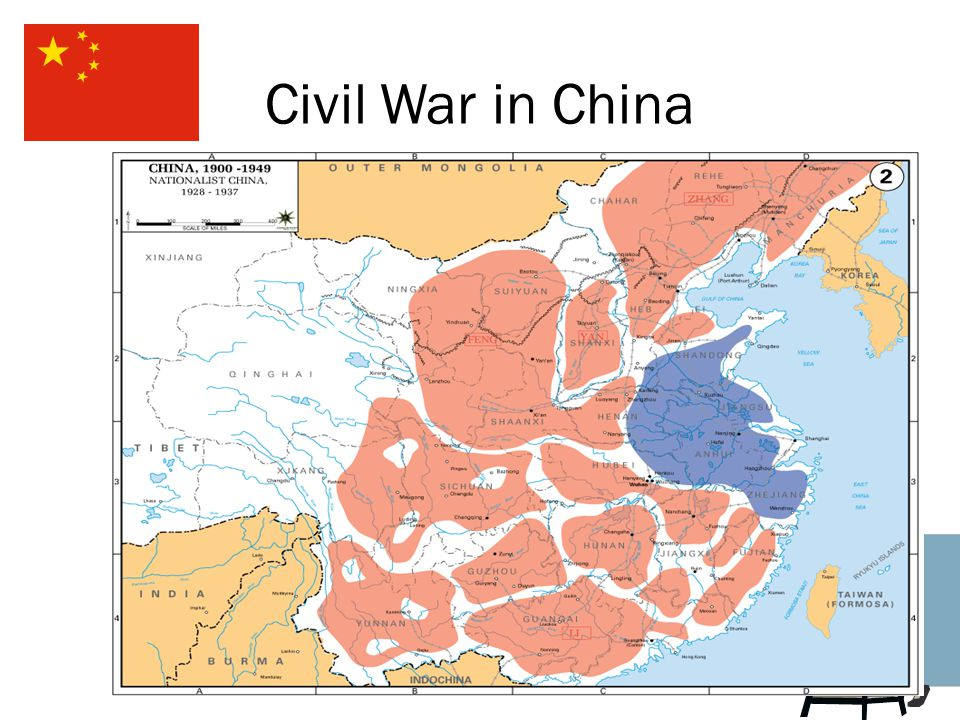 Civil War in China
