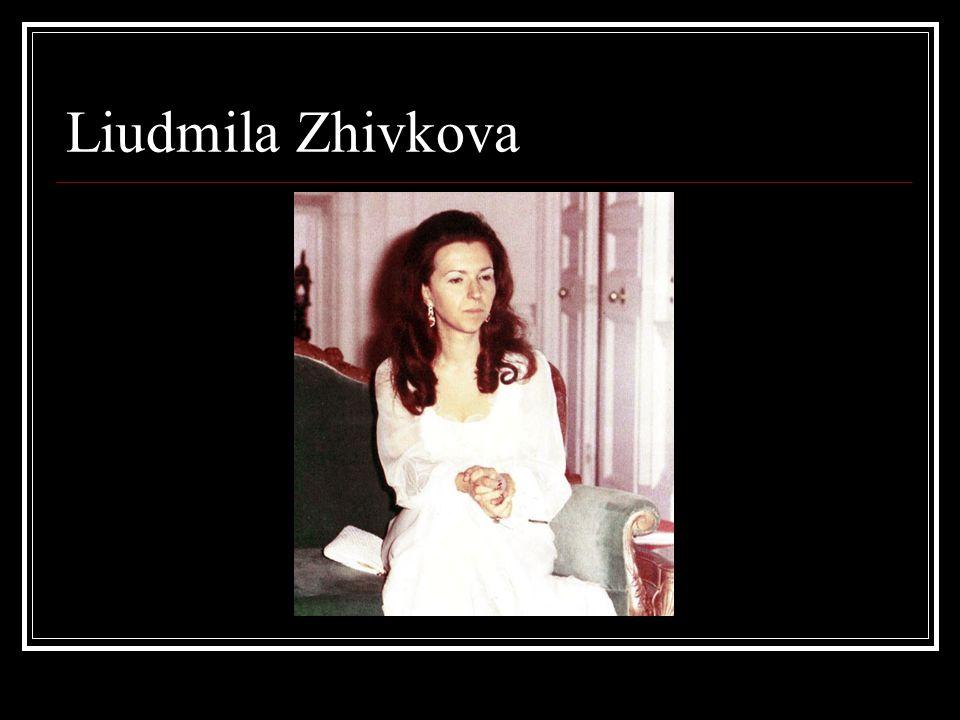 Liudmila Zhivkova