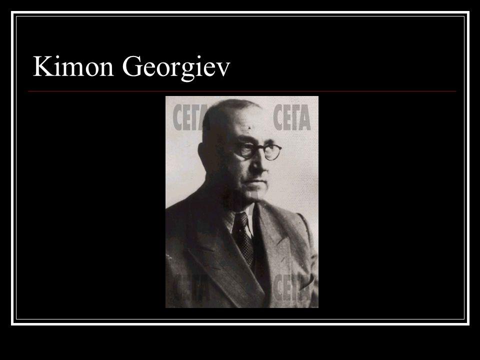 Kimon Georgiev