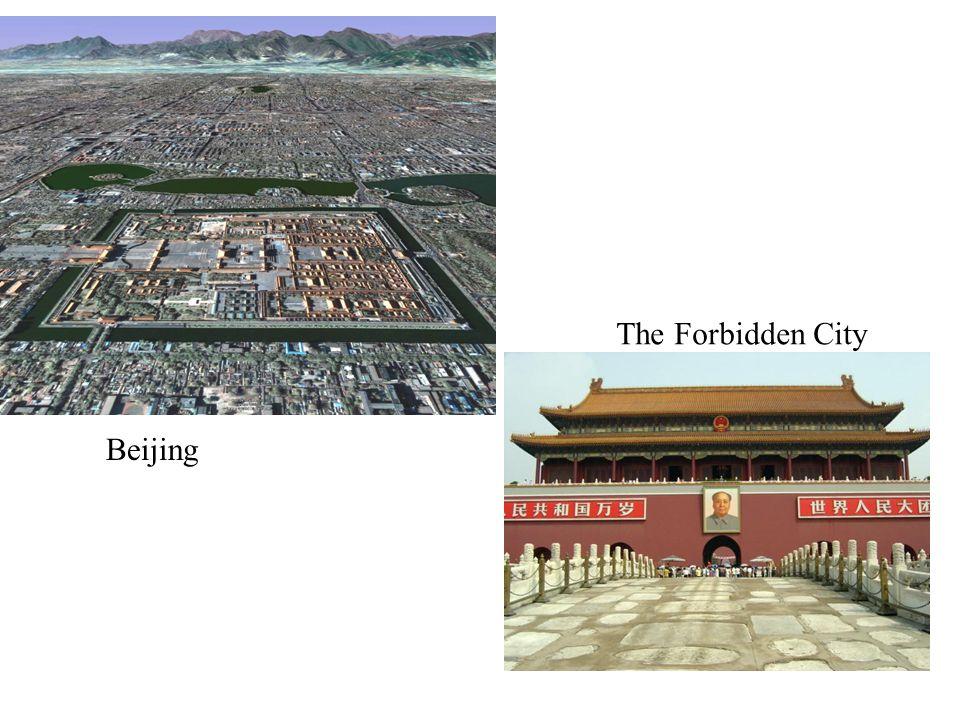 Beijing The Forbidden City